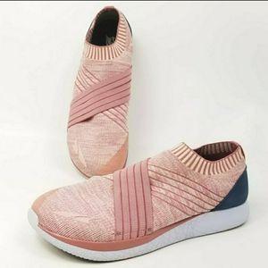 Altra Womens Sz 10.5 Dyani Pink Peach Sneakers
